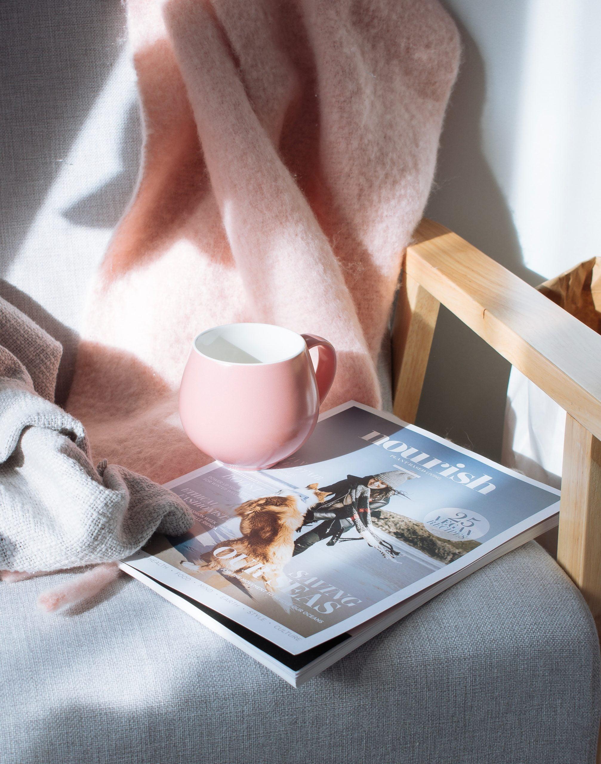 pink-mug-and-magazine-2857583